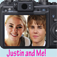 Cool app - you and Justin